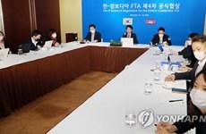 Corea del Sur y Camboya alcanzan Tratado de Libre Comercio