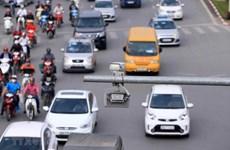 Aprueban proyecto de instalación de cámaras de control de tráfico en Vietnam
