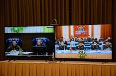 Vietnam y Rusia debaten celebración de juegos militares internacionales