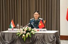 Participa Vietnam en Conferencia de Jefes de Fuerzas Aéreas del Indo-Pacífico