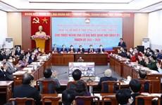 Conferencia de Consultas debate candidatura a diputados del Parlamento vietnamita