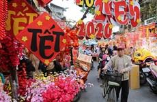Recrearán en Hanoi atmósfera del Festival del Año Nuevo Lunar