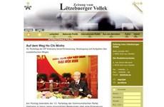 Aprecian aportes del XIII Congreso partidista de Vietnam a movimiento obrero internacional