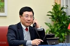 EE.UU. continúa concediendo importancia a los nexos con Vietnam, afirma secretario de Estado