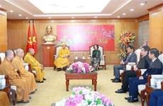 Reconocen contribuciones de comunidades religiosas al desarrollo de Vietnam