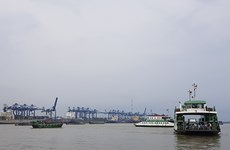 En curva ascendente, comercio exterior de Ciudad Ho Chi Minh en enero