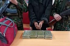Arrestan a narcotraficante en provincia vietnamita de Nghe An