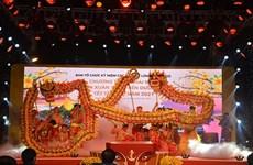 Celebran en Ciudad Ho Chi Minh el Mercado de Flores de Primavera en 2021