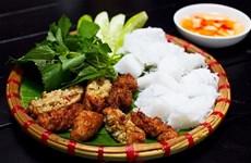 Cha ruoi – un plato especial de Hanoi