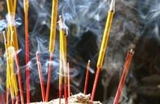 Inciensos en la cultura vietnamita