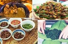 Cocina peculiar de la provincia vietnamita de Son La