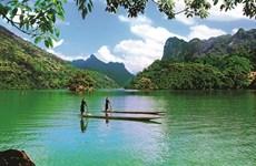 Lago Ba Be, jade de la región montañosa del noreste de Vietnam