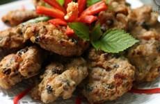 'Cha oc', un plato atractivo de Hanoi