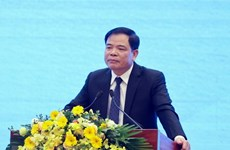 Vietnam por construir una agricultura inteligente y moderna