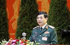 Enaltecen aportes del Ejército de Vietnam a la seguridad nacional