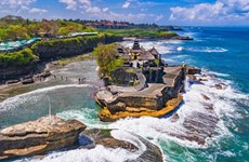 Indonesia busca restaurar el turismo en Bali tras paquete de préstamos preferenciales