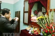 Titular de mayor organización de masas de Vietnam rinde tributo al Tío Ho