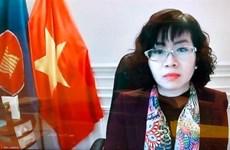 Vietnam comprometido con cooperación internacional por igualdad de género