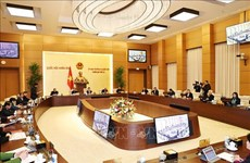 Efectuarán reunión 53 del Comité Permanente de la Asamblea Nacional de Vietnam