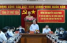 Premier de Vietnam propone agilizar progreso de turismo de Phu Yen