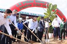 Primer ministro llama a construir un Vietnam verde