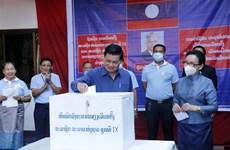 Realizan elecciones parlamentarias de Laos