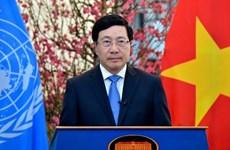 Pandemia es oportunidad para crear mejor futuro, afirma Vietnam ante Consejo de DD.HH.
