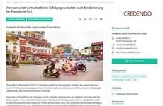 Vietnam mantendrá su éxito económico, según grupo europeo de seguros
