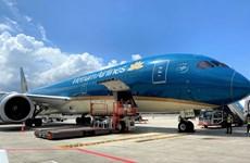 Vietnam Airlines dispuesta a asumir transporte de vacunas contra el COVID-19