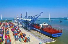 Crece despacho mercantil en puertos marítimos de Vietnam en enero