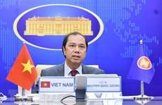 Vietnam y Tailandia profundizan asociación estratégica bilateral