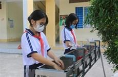 Alumnos de Ciudad Ho Chi Minh volverán a la escuela en marzo próximo