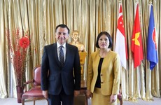 Robustecen Vietnam y Jordania cooperación en inversión y comercio