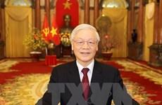 Vietnam felicita a Estonia por su Día Nacional