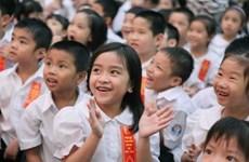Vietnam por fortalecer el cuidado, educación y protección infantil