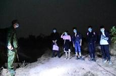 Provincia vietnamita arresta a cinco inmigrantes chinos ilegales