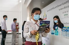 Laos aumenta vigilancia para prevenir el rebrote del COVID-19