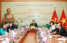 Concede Vietnam importancia a nexos con Rusia