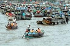 Ciudad vietnamita de Can Tho por preservar y desarrollar el mercado flotante de Cai Rang