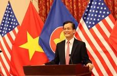 Destacan esfuerzos de Estados Unidos para fortalecer desarrollo del Sudeste Asiático