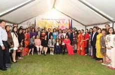 Organizan vietnamitas en Sudáfrica ceremonia en saludo al nuevo año