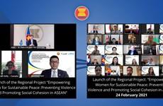 ASEAN promueve el papel de la mujer en la prevención de conflictos