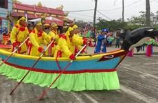 Fascinante festival de culto a las ballenas en Canh Duong