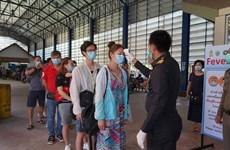 Visitantes internacionales a Laos deben comprar seguro de COVID-19