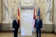 Vietnam y Austria robustecen cooperación económica y comercial