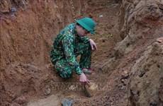 Desactiva una bomba de 220 kilogramos en la provincia vietnamita