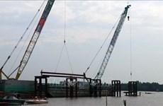 Provincia vietnamita de Kien Giang pondrá pronto en funcionamiento sistema de riego Cai Lon-Cai Be