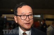 Condenan a prisión  a exdirigentes de antiguo partido camboyano