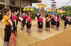 Honran en Vietnam cultura de minorías étnicas en ocasión del Día Internacional de la Mujer
