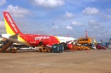 Aerolínea Vietjet reanuda sus operaciones